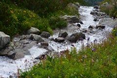 Slowakei-Berge Stockfoto