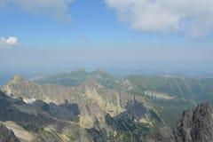 Slowakei-Berge stockbilder