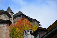 slowakei Orava-Schloss stockfoto