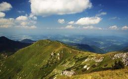 Slowakische Berge Lizenzfreie Stockfotografie