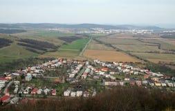 Slowakische Landschaft lizenzfreie stockfotografie