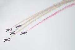 Slowakischer internationaler Luft Fest 2014 Lizenzfreie Stockfotografie