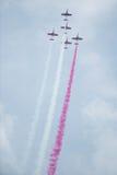 Slowakischer internationaler Luft Fest 2014 Stockfoto