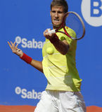 Slowakischer Tennisspieler Martin Klizan Lizenzfreie Stockfotografie