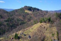 Slowenien - Landschaft Stockbilder