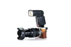 slr камеры цифровое внезапное Стоковое Изображение