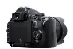 slr камеры цифровое изолированное Стоковая Фотография