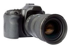 slr камеры цифровое Стоковая Фотография RF