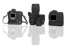 slr камеры Стоковая Фотография RF