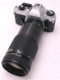 slr пленки 4 камер Стоковое фото RF