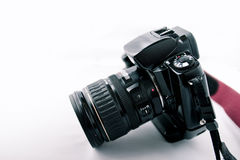 SLR camera Stock Photos
