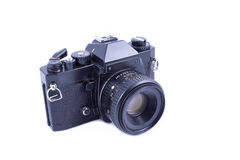Slr camera Stock Image