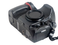 SLR camera full frame Stock Images