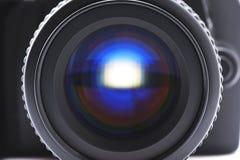 SLR camera lens Stock Images