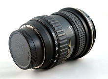 SLR camera lens Royalty Free Stock Image