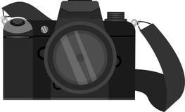 SLR camera ,Photo camera illustration Stock Photo