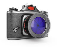 SLR camera Stock Photography