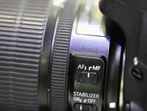 SLR Cameras Royalty Free Stock Photo