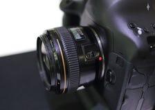 SLR cameras Stock Photo