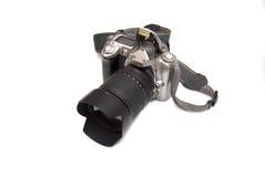 slr d'isolement par appareil-photo Photos stock