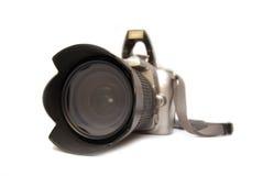 slr d'isolement par appareil-photo Images stock