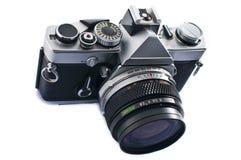 SLR Film Camera. Vitae 35mm Film SLR Camera Royalty Free Stock Images