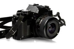 SLR kamera Fotografering för Bildbyråer