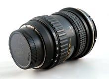 SLR-Kameraobjektiv Lizenzfreies Stockbild
