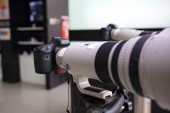 SLR kameror royaltyfria bilder