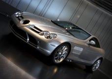SLR Mclaren Sports Car Royalty Free Stock Photos