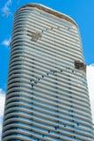 SLS勒克斯Brickell 免版税库存照片