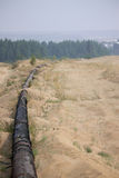 Sludge line Stock Images