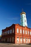Sludskaya Kirche Lizenzfreies Stockfoto