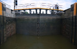 Sluice Gate Stock Images