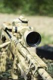 Sluipschutter Rifle Stock Foto's