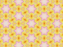 Sluit achtergrond van de het patroontextuur van de caleidoscoopkunst omhoog de abstracte Royalty-vrije Stock Afbeelding