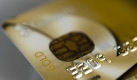 Sluit omhoog beeld van creditcard Royalty-vrije Stock Fotografie