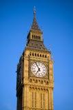 Sluit omhoog de Big Ben Royalty-vrije Stock Fotografie