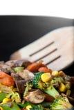 Sluit omhoog groenten royalty-vrije stock afbeeldingen