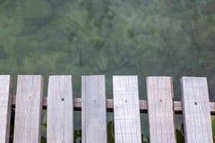 Sluit omhoog het houten overzees background3 van de textuur grunge textuur Royalty-vrije Stock Foto