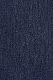 Sluit omhoog Jean Fabric Texture Patterns Stock Foto