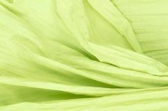 Sluit omhoog katoenen textuurachtergrond Royalty-vrije Stock Afbeelding