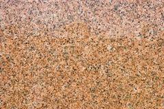 Sluit omhoog ontsproten van een graniettextuur Stock Afbeelding