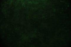 Sluit omhoog op de de donkergroene achtergrond of textuur van de grungemuur Royalty-vrije Stock Afbeelding