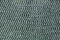Sluit omhoog op zwarte stof met horizontale lijn Stock Fotografie