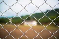 Sluit omhoog patroon Barb Wire Stock Afbeeldingen
