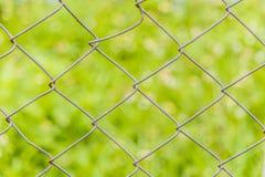 Sluit omhoog patroon Barb Wire Royalty-vrije Stock Afbeeldingen