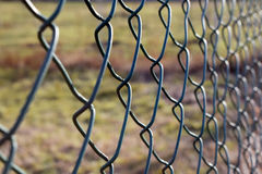 Sluit omhoog patroon Barb Wire Royalty-vrije Stock Fotografie