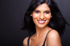 De Indische vrouw van de glamour Stock Afbeeldingen