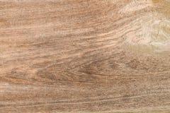 Sluit omhoog rustieke houten lijst met korreltextuur in uitstekende stijl Stock Afbeeldingen
